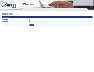 office.dirs21.de screenshot