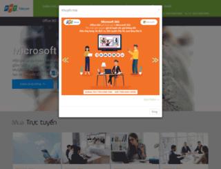 office365.fpt.vn screenshot