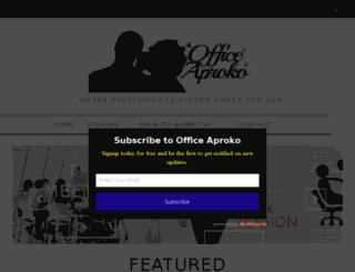 officeaproko.com screenshot