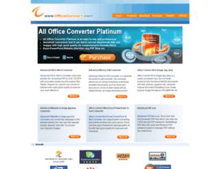 officeconvert.com screenshot