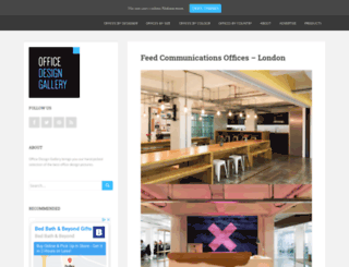 officedesigngallery.com screenshot