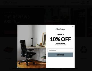 officedesigns.com screenshot