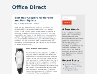 officedirectstore.com screenshot