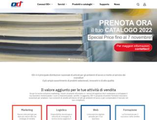 officedistribution.eu screenshot
