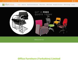 officefurniturecompanybradford.co.uk screenshot