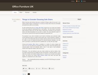 officefurnitureinuk.wordpress.com screenshot