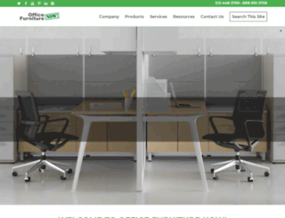 officefurniturenow.com screenshot