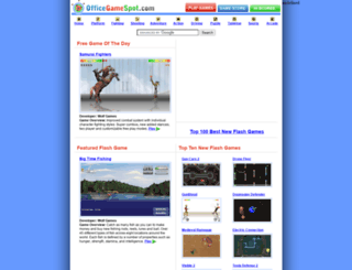 officegamespot.com screenshot