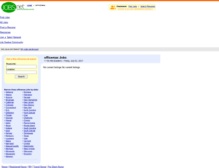 officemax.jobs.net screenshot