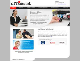 officenet.com.au screenshot