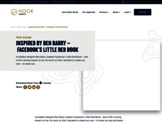 officeofbenbarry.com screenshot