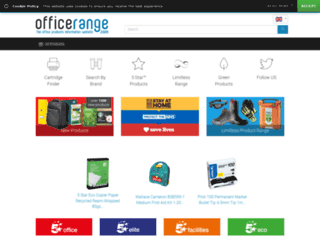 officerange.com screenshot