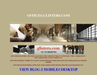 offices.glisters.com screenshot