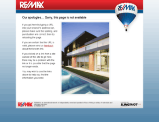 offices.remax.in screenshot