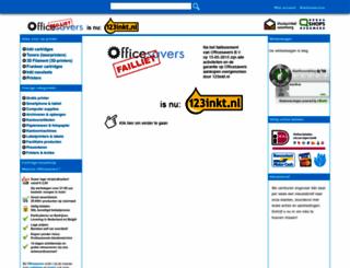officesavers.nl screenshot