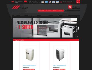 officeshredder.com.my screenshot