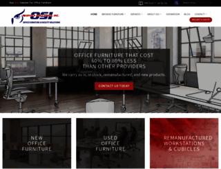 officesolutionsinc.com screenshot