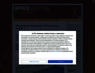 officespotting.blog.hu screenshot