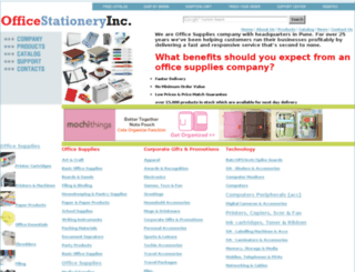 officestationeryinc.com screenshot