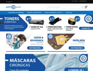 officetinteiros.com screenshot