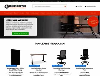 officetopper.com screenshot