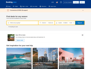 officialeuropehotels.com screenshot