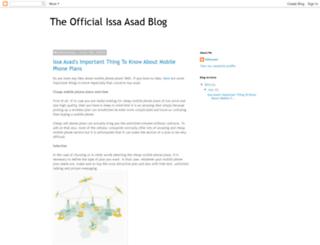 officialissaasad.blogspot.com screenshot
