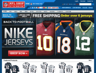 officialnflteamjersey.top screenshot