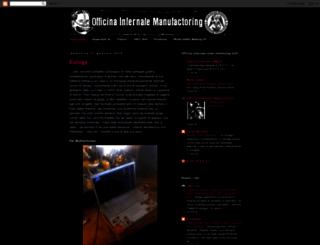 officinainfernale.blogspot.com screenshot