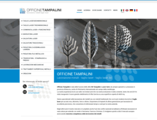 officinetampalini.it screenshot