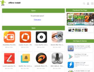 offline-install.blogspot.in screenshot