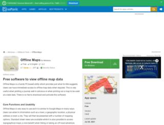 offline-maps.en.softonic.com screenshot