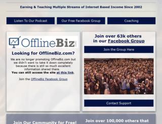 offlinebiz.com screenshot