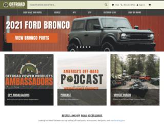 offroadpowerproducts.com screenshot