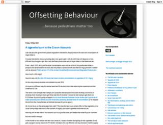 offsettingbehaviour.blogspot.com screenshot