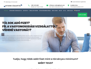 offshore-online.net screenshot