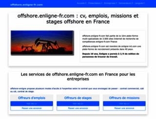 offshore.enligne-fr.com screenshot