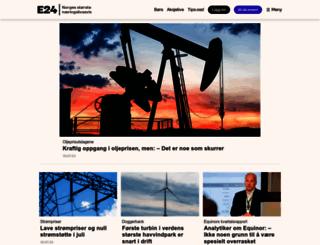 offshore.no screenshot