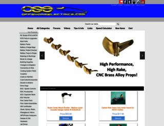 offshoreelectrics.com screenshot