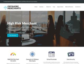 offshoremerchants.net screenshot