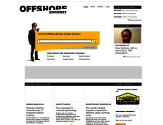 offshorenorway.no screenshot