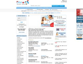 offshorerx.com screenshot