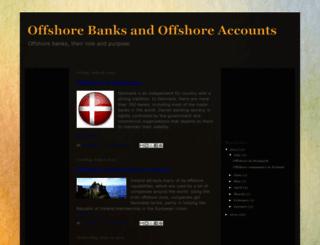 offshorw.blogspot.com screenshot