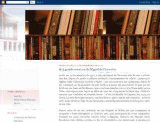 oficina-literaria.blogspot.com.br screenshot