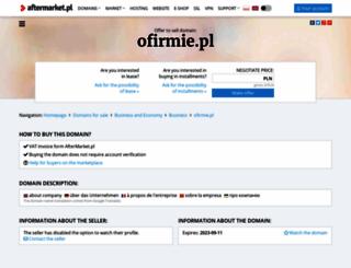 ofirmie.pl screenshot
