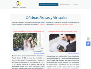 ofivirtualcuernavaca.com.mx screenshot