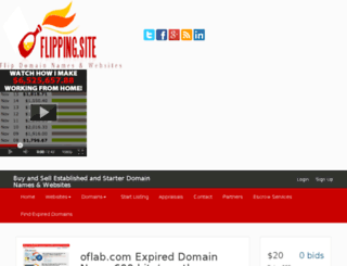 oflab.com screenshot