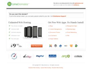 ofmbotswana.org screenshot