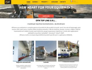 ofmtopline.com screenshot