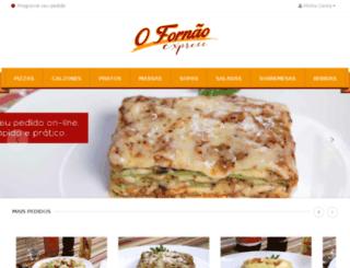 ofornao2.com.br screenshot